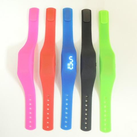 Snap Time Motion sensor LED watch