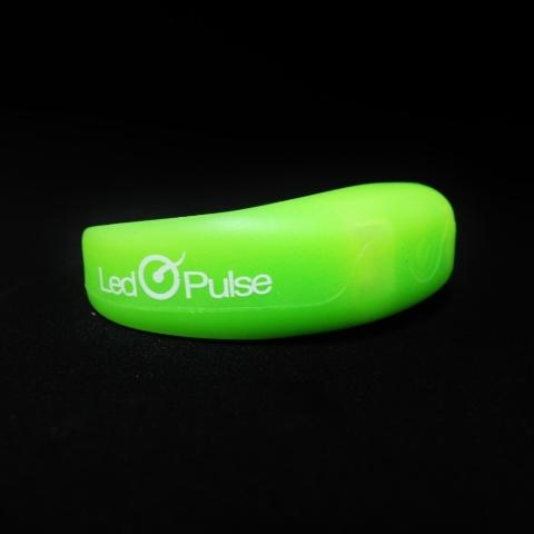 LED Pulse Eyes Motion sensor silicon bracelets