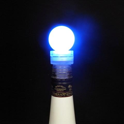 Ball Top LED bottle stoppers