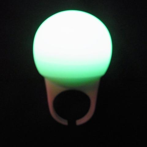 LED Ball shape Ring